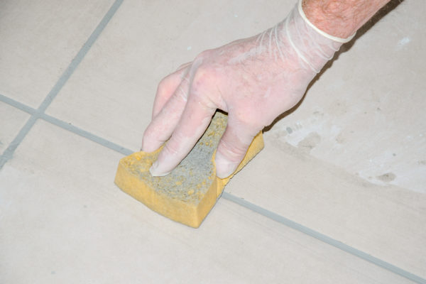 STONE & GROUT SEALING